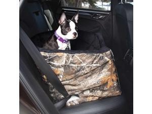 K&H PET PRODUCTS 7620 Camo K&H PET PRODUCTS REALTREE BUCKET BOOSTER PET SEAT SMALL CAMO 20 X 20 X 15