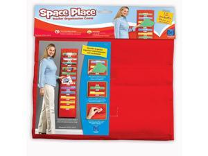"""Educational Insights Space Place Pocket Chart 12 Pkts 14""""x55"""" Multi 1613"""