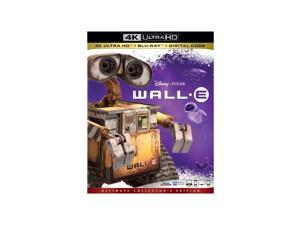 WALL-E 4K-UHD ULTIMATE COLLECTOR'S EDITION (4K-UHD/BR/BR/DIGITAL) (3 DISC)