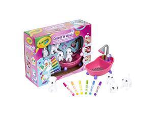 Crayola - Scribble Scrubbie?® Pets! Scrub Tub Playset - Mu