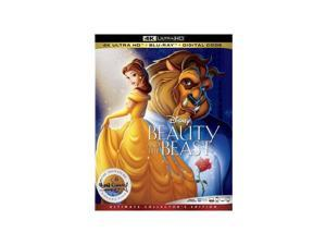 BEAUTY & THE BEAST-4K SIGNATURE COLLECTION (4K-UHD/BR/DIGITAL) (2 DISC)