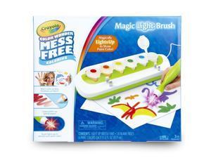 Crayola Color Wonder Magic Light Brush - Mess Free