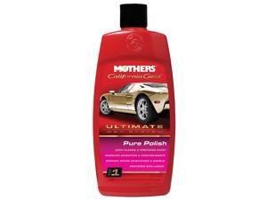 Mothers California Gold Pure Polish 07100 Ultimate Wax System Step 1