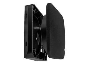 FUSION SM-X65SP2B SM Series Two Surface Corner Spacer - Black