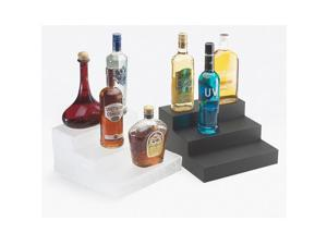 12W x 13D x 6.75H Classic Bottle Display Crystal Ice 1 Ct