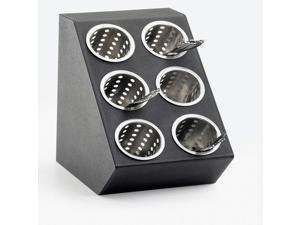 11.375W x 15.75D x 15.75H Classic Flatware/Condiment Dispenser 1 Ct