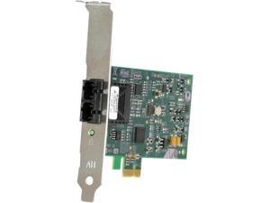 Allied AT-2711FX/ST-901 Telesis AT-2711FX Fast Ethernet Fiber Network Interface Card