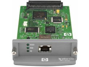 HP J7961G Jetdirect 635n Fast Ethernet Print Server