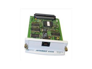 HP J4169-60013 Jetdirect 610N Rj45 10 By 100 Internal Print Server