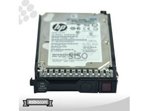 653957-001 HP 600GB 10K 6Gb/s  SFF SAS SC