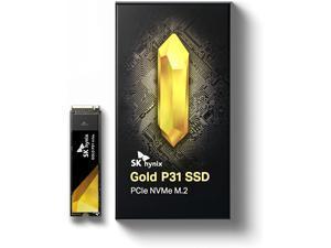 SK hynix HFS001TDE9X0732 Gold P31 1TB PCIe NVMe Gen3 M.2 2280 Internal SSD   Up to 3500MB/S   Internal Solid State Drive