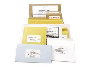 """Avery Shipping Labels, Permanent Adhesive, 8-1/2"""" x 11"""", 250 Labels (95920)"""