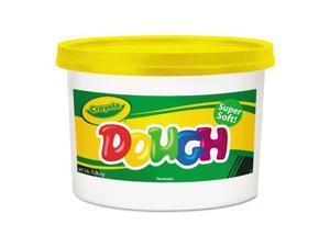 Modeling Dough Bucket, 3 lbs, Assorted, 6 Buckets/Set 57-0016