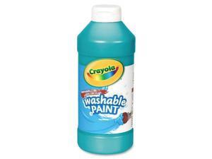 Crayola Washable Paint, Squeeze Bottle, 16oz., Magenta CYO542016069
