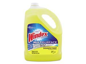 Glass and Multi-Surf Cleaner,1 gal.,PK4 WINDEX 682265