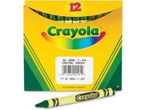 Bulk Crayons, 24BX/CT, Green CYO520836044