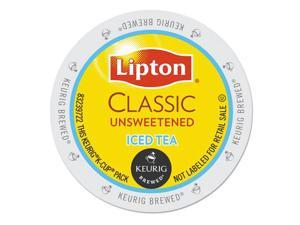 Classic Unsweetened Iced Tea K-Cups GMT6526