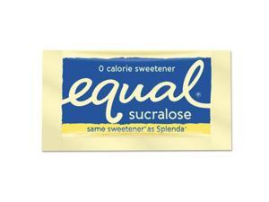 Zero Calorie Sweetener, 0.035 oz Packet, 500/Box EQL90084