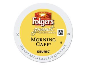 Gourmet Selections Morning Caf Coffee K-Cups, 24/Box GMT0448