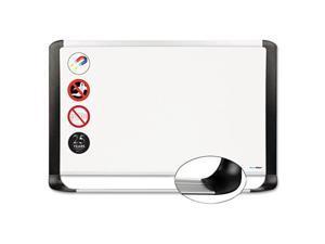 MasterVision Platinum Pure White Dry Erase Board MVI030401