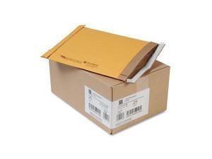 "Jiffy Mailer Padded Self-seal Mailers - Multipurpose - #4 - 9 1/2"" Width x 14 1/2"" Length - Self-sealing Flap - Kraft -"