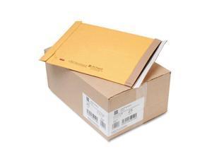 "Jiffy Mailer Padded Self-seal Mailers - Multipurpose - #5 - 10 1/2"" Width x 16"" Length - Self-sealing Flap - Kraft - 25"
