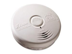 """Kidde P3010-K-CO Battery-Operated Combination Carbon Monoxide and Smoke Alarm with Photoelectric Sensor """"New Modal"""""""