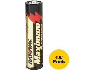 Rayovac Ultra Pro Alkaline Aaa Batteries, 18/Pack ALAAA18PPJ