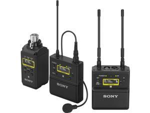 Sony UWP-D26 Camera-Mount Wireless Combo Microphone System, 14UC: 470 to 542MHz