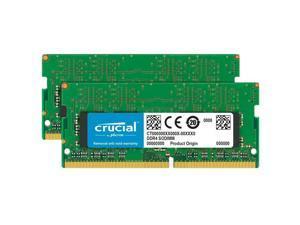Crucial 8GB Kit (4GBx2) DDR4 2666 MT/s (PC4-21300) CL19 x16 SODIMM 260-Pin Memory - CT2K4G4SFS6266