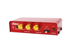 Rolls Bellari PA550 3-Channel Preamplifier with RIAA Phono Preamp&Headphone Amp