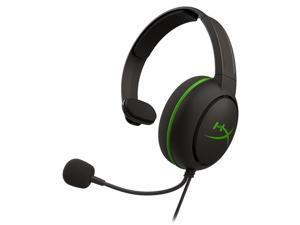HyperX CloudX Chat Headset, Black/Green #HX-HSCCHX-BK/WW