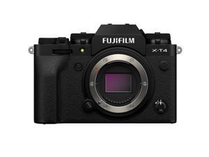 Fujifilm X-T4 Mirrorless Digital Camera Body, Black #16652855