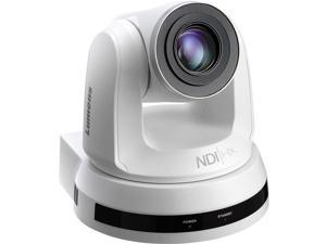 Lumens VC-A50PN 20x Optical Zoom, 1080p Hi-Definition PTZ IP Camera, 60fps, NDI, White