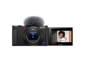 Sony ZV-1 Compact 4K HD Camera #DCZV1/B
