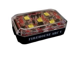 "Firehouse Technology ARC ""V"" Drone Strobe Anti-Collision Light, White"