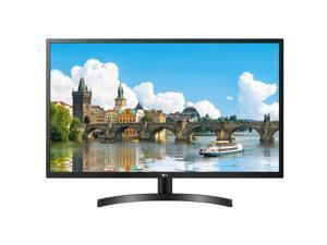 "LG 32MN500M-B 31.5"" 16:9 Full HD 75Hz IPS Monitor with AMD FreeSync"