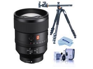 Sony FE 135mm F1.8 GM (G Master)FF E-Mount Lens W/Vanguard Alta Pro 264AT Tripod