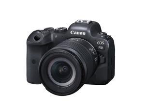Canon EOS R6 Mirrorless Digital Camera with RF 24-105mm f/4-7.1 IS STM Lens