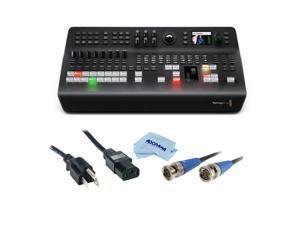 Blackmagic ATEM Television Studio Pro 4K UHD Live Production Switcher W/ACC KIT