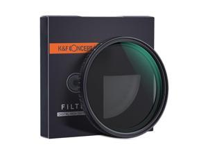 K&F Concept K&F Concept 82mm Nano X CPL+Variable Fader NDX ND2~ND32 #KF01.1143