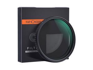 K&F Concept K&F Concept 58mm Nano X Variable Fader NDX, ND2~32 #KF01.1130