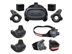 HTC VIVE Cosmos Elite VR Headset - With Accessory Kit #99HART000-00 A