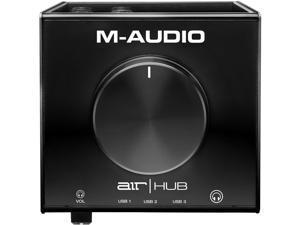 M-Audio AIR HUB USB Monitoring Interface with Built-In 3-Port Hub #AIR HUB