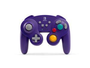 PowerA Wireless GameCube Style Controller for Nintendo Switch - Purple