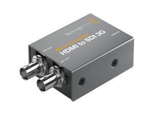 Blackmagic Design HDMI to SDI 3G MicroConverter with Power Supply