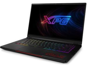 "XPG Xenia 15.6"" Intel i7-9750H GeForce RTX 2070 Max-Q 8GB 1TB NVMe SSD 32GB DDR4 144Hz IPS Win 10 Gaming Laptop"