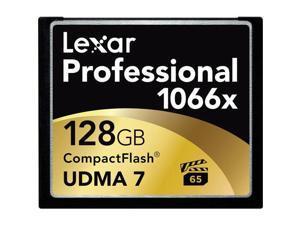 Lexar Professional 128 GB CompactFlash (CF) Card