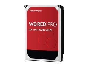 "WD Red Pro 10TB 7200 rpm SATA III 3.5"" Internal NAS HDD, 256MB Cache"