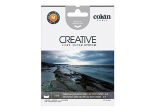 Cokin Gradual Grey G2 Soft Neutral Density Filter ND8X X-Pro Series #X121S